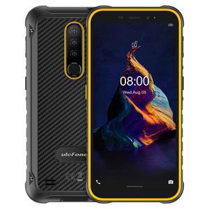 Ulefone Armor X8 64GB Dual Sim - Musta/Oranssi - Lukitsematon