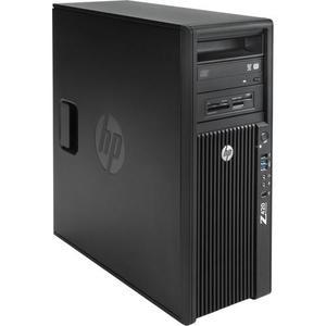HP Z420 Workstation Xeon E5-1620 v2 3,7 - SSD 256 Gb - 16GB