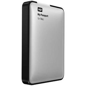 Western Digital My Passport Ultra Mac WDBKKF0020BSL Ulkoinen kovalevy - HDD 2 TB USB 3.0