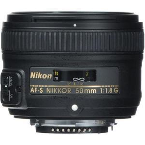 Nikon Camera Lense FX 50mm f/1.8