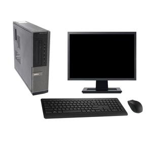 """Dell OptiPlex 9010 DT 22"""" Core i7 3,4 GHz - HDD 2 To - 32 Go"""