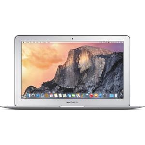 """MacBook Air 11"""" (2015) - Core i5 1,6 GHz - SSD 128 GB - 4GB - QWERTY - Nederlands"""