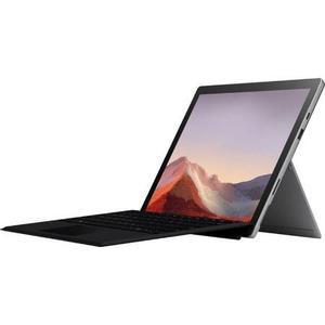 "Microsoft Surface Pro 7 12"" Core i5 1,1 GHz - SSD 256 GB - 8GB AZERTY - Französisch"