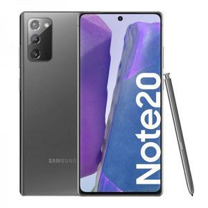 Galaxy Note20 256GB Dual Sim - Harmaa - Lukitsematon