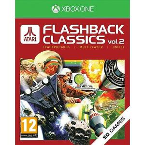 Atari Flashback Classics Volume 2 - Xbox One