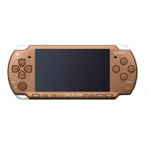 PSP 2000 - HDD 4 GB - Bronze