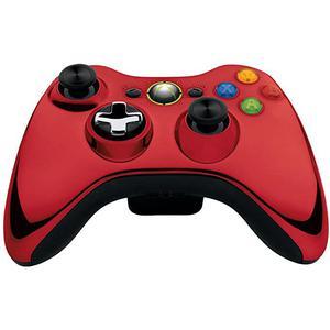 Manette Sans Fil Microsoft Xbox 360 - Rouge