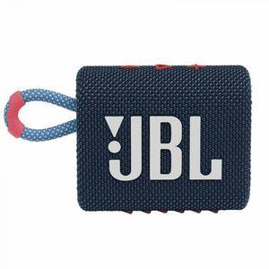 Enceinte Bluetooth JBL Go 3 - Bleu/Rose
