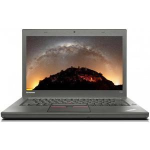 """Lenovo ThinkPad T450 14"""" Core i5 2,3 GHz - SSD 128 GB - 8GB QWERTY - Engels (VS)"""