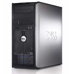 Dell OptiPlex 360 MT Core 2 Duo 2,8 GHz - SSD 256 GB + HDD 500 GB RAM 4 GB