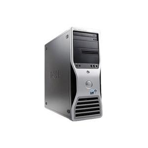 Dell Precision T3400 Core 2 Duo 2,5 GHz - HDD 160 GB RAM 4 GB