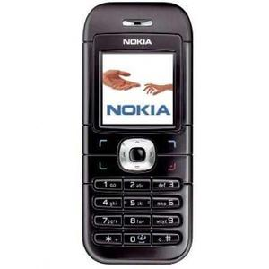 Nokia 6030 - Schwarz- Ohne Vertrag