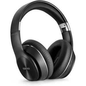 Kopfhörer Rauschunterdrückung Bluetooth mit Mikrophon Edifier W820BT - Schwarz
