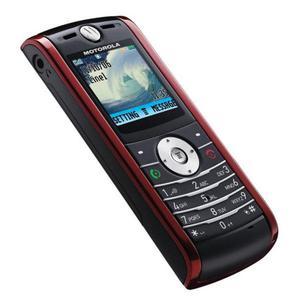 Motorola W208 - Noir/Rouge- Débloqué