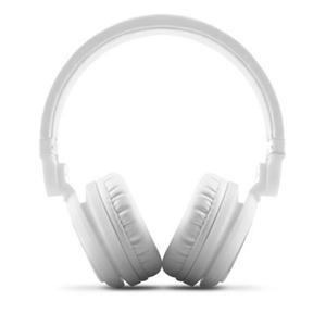 Kopfhörer mit Mikrophon Energy Sistem DJ2 - Weiß