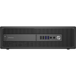HP EliteDesk 800 G1 SFF Core i5-4570 3.2 - SSD 256 GB - 8GB