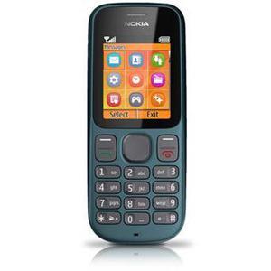 Nokia 100 - Blauw- Simlockvrij