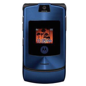 Motorola RAZR V3I - Blau- Ohne Vertrag