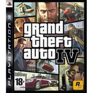 GTA 4 - PlayStation 3