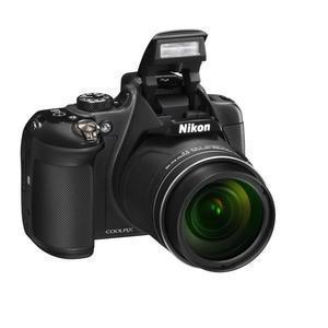 Nikon Coolpix P610 Bridge 16 - Preto