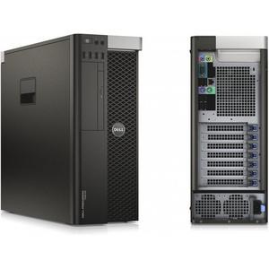 Dell Precision T3600 Xeon E5 3,2 GHz - HDD 500 Go RAM 16 Go