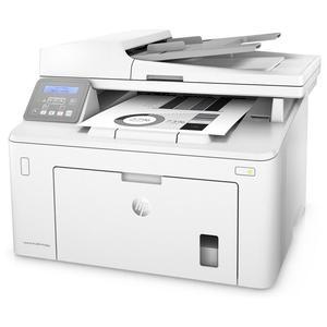Impresora multifunción láser moncromático HP LaserJet Pro MFP M148DW - Blanco