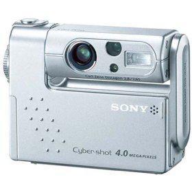 Sony Cyber-shot DSC-F77A Videokamera - Harmaa