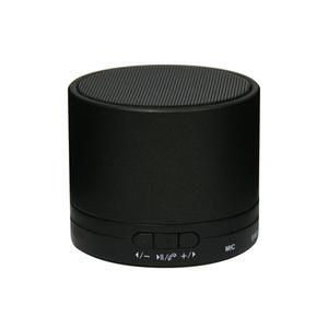 Lautsprecher Bluetooth Dcybel Mini Drum - Schwarz