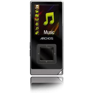 MP3-player & MP4 4GB Archos 18D Vision - Grau/Schwarz