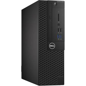 Dell OptiPlex 3050 SFF Core i5 3,2 GHz - SSD 512 GB RAM 16 GB