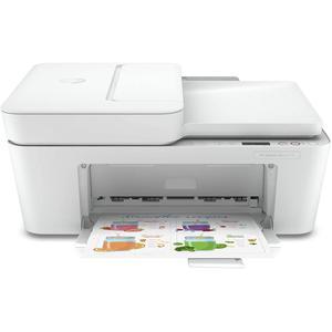 Imprimante Multifonction Tout-en-un HP DeskJet Plus 4110 - Blanc