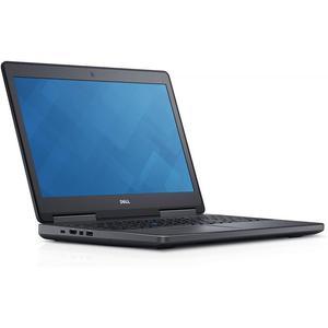 """Dell Precision 7510 15"""" Core i7 2,7 GHz - SSD 512 GB - 16GB AZERTY - Ranska"""