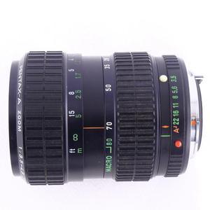 Lens Pentax A 28-80mm f/3.5-4.5