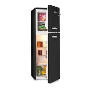 Réfrigérateur congélateur haut Klarstein Audrey réfrigérateur et congélateur