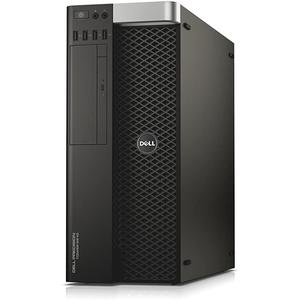 Dell Precision T5810 Xeon E5 3,1 GHz - SSD 256 GB RAM 24 GB