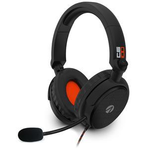 Casque Réducteur de Bruit Gaming avec Micro Stealth C6-100 - Noir/Orange