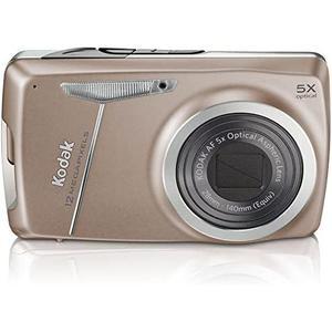 Kompakt Kamera Kodak Easyshare M550 - Braun + Objektiv Kodak 28-140mm f/3.5-5.9