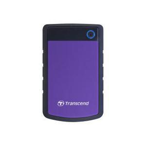 Transcend Storejet 25H3 Unidad de disco duro externa - HDD 1 TB USB 3.0