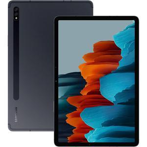 "Galaxy Tab S7+ (2020) 12,4"" 128GB - WiFi + 5G - Zwart - Simlockvrij"