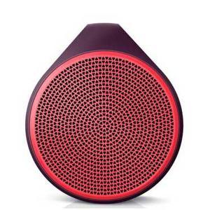Lautsprecher Bluetooth Logitech X100 - Rosa/Violett