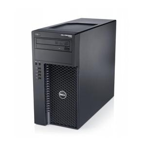 Dell Precision T1650 Xeon E3 3,4 GHz - SSD 256 GB + HDD 2 TB RAM 16 GB