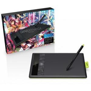 Wacom Bamboo Manga Pen & Touch Tableta gráfica