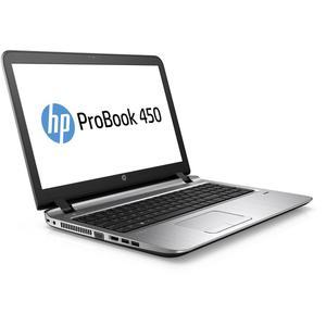 """HP ProBook 450 G3 15"""" Core i3 2,3 GHz - SSD 256 GB + HDD 500 GB - 8GB - teclado francés"""