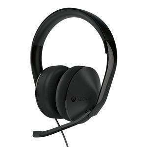 Cascos Gaming Micrófono Microsoft Xbox One Stereo Headset - Negro