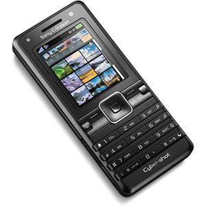 Sony Ericsson K770I - Schwarz- Ohne Vertrag