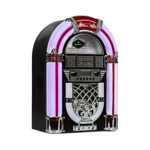 Micro-chaines Auna Arizona Jukebox Bluetooth