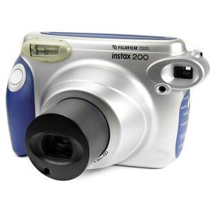 Fujifilm Instax 200 + Fujifilm 95mm f/14