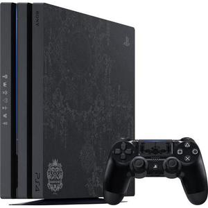 Console Sony PlayStation 4 Pro Kingdom Hearts 3 Limited Edition 1 TB + 1 Controller - Nero