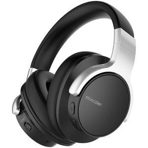 Casque Réducteur de Bruit Bluetooth avec Micro Mixcder E7 - Noir/Gris