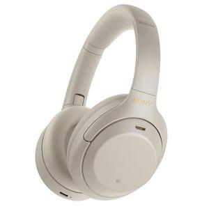 Kopfhörer Rauschunterdrückung Bluetooth mit Mikrophon Sony WH-100XM4 - Beige